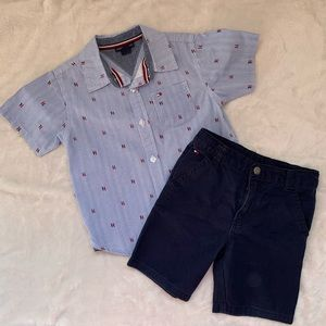 TOMMY HILFINGER Outfit Size 3T